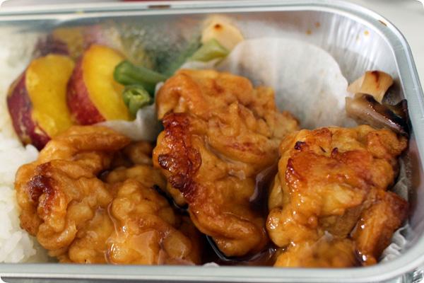アシアナ航空の機内食メイン
