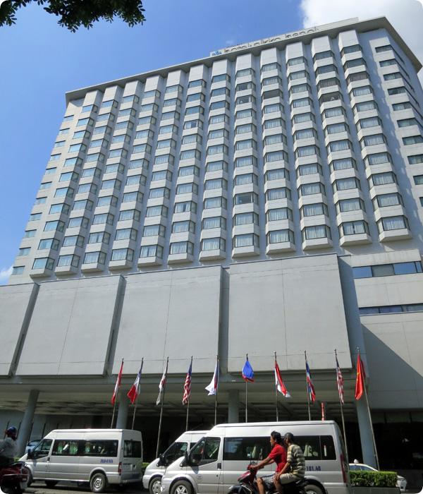 ホテル日航ハノイ