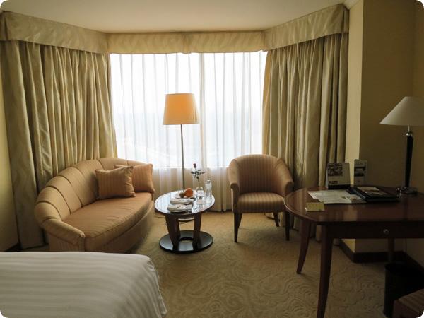 日航ホテルハノイの部屋