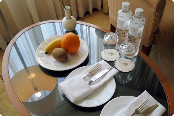 ハノイ日航ホテルの水