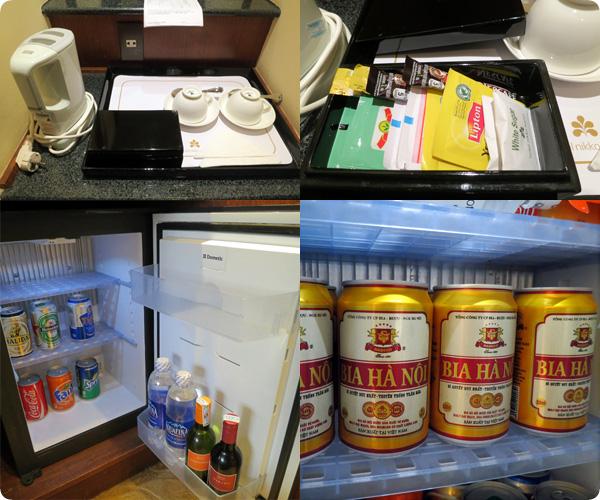 ニッコーハノイの冷蔵庫