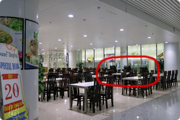 空港レストランConfetti