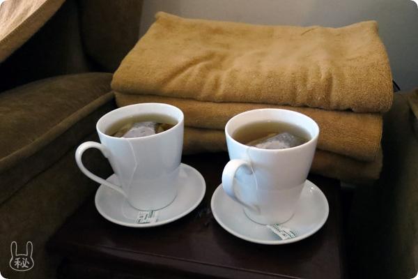 ワンダーフットのお茶
